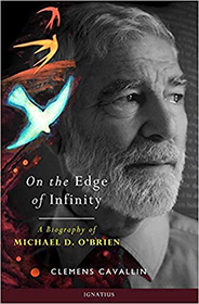 omslagsbild On the Edge of Infinity: A Biography of Michael O'Brien