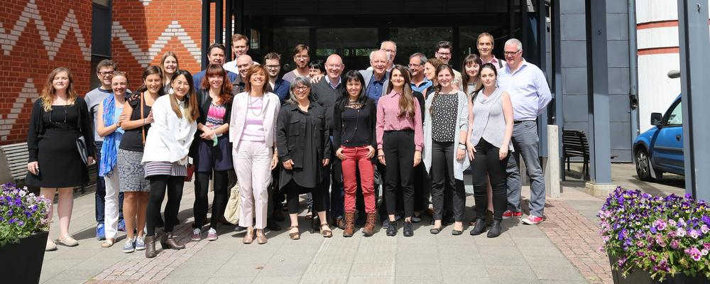 Participants in the PhD training program CHEurope.