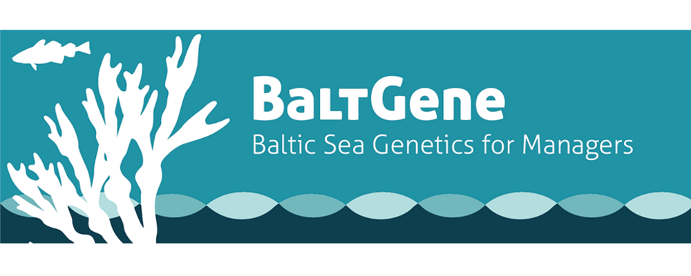 BaltGene project logo