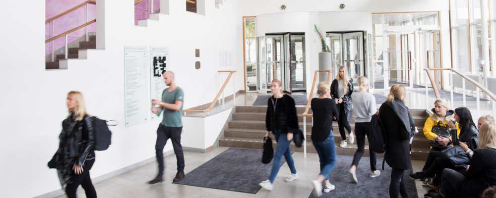Open House 2021 about master's programmes at the School of Business, Economics and Law