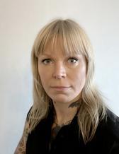 Porträtt på Frida Siekkinen.