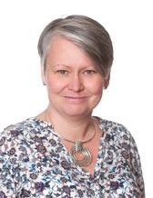 Porträtt av Malin Johansson
