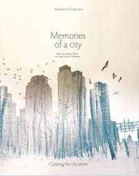 Book cover, Memories of a city