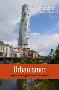 Book cover, Urbanismer
